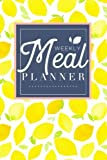 Best Simple Meals - Meal Planner: Track And Plan Your Meals Weekly Review