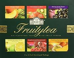 Idea Regalo - Confezione da 6 di Selezione di tè inglese