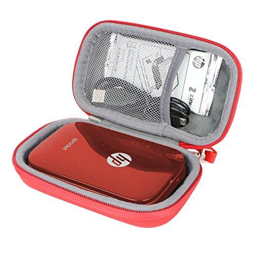 Duro Viajar Caso Cubrir HP Sprocket - Impresora fotográfica