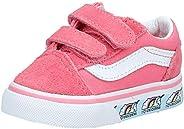 VANS TD Old Skool V, Baby Girls' Skateboarding Shoes