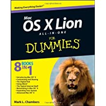 Mac OS X Lion All-in-One For Dummies by Mark L. Chambers (2011-09-13)
