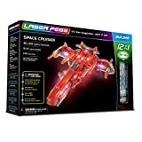 Laser Pegs 12010 Space Cruiser 12 en 1 Set de construcción