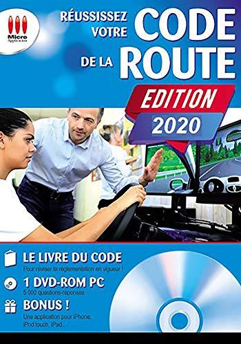 Réussissez votre code de la route 2020 par AVANQUEST