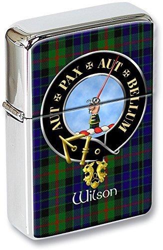 wilson-gunn-scozzese-stemma-del-clan-accendino-con-apertura-a-scatto-scatola-di-latta-regalo