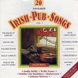 Irish Pub Songs Volume 2