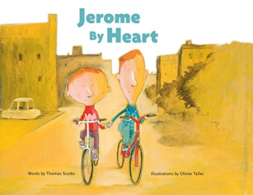 Jerome by Heart di Olivier Tallec