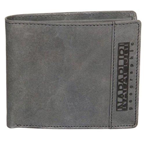 NAPAPIJRI Tyin Billfold 10 C/C Coinpocket Grey
