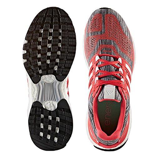 adidas Damen Energy Boost 3 W Joggingschuhe, Rot Rosa (Rosbas/Ftwbla/Negbas)