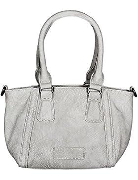 Fritzi aus Preußen Damen Tasche Halona Kuba Shell (grau)