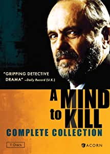 Mind to Kill Complete Collection [DVD] [1994] [Region 1] [US Import] [NTSC]