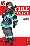 Fire Force Edition simple Tome 5