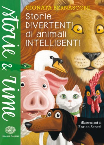 Storie divertenti di animali intelligenti