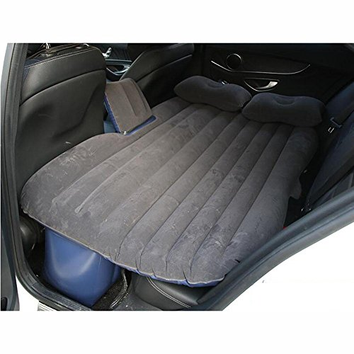 Serta Königin (L HuanLeBao Auto Auto aufblasbare Luftmatratze Bett für den Rücken Sitz der Autos SUV und Mid-Size Trucks Outdoor Travel , Black)