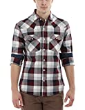 Zobello Men's Cowboy Check Shirt(11126A_...