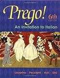 Prego! An Invitation to Italian (Student Edition) by Graziana Lazzarino (2003-10-10)