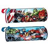 Portatodo Los Vengadores Marvel Team cilindrico