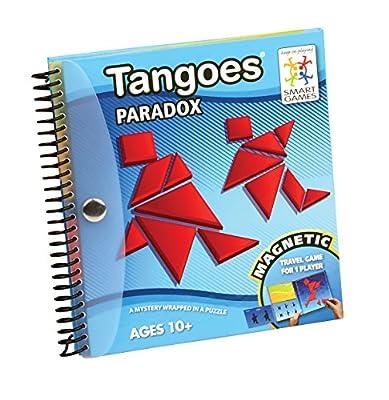 Smartgames - SGT 141-8 - TANGOES Paradox - Jeu de Tangram