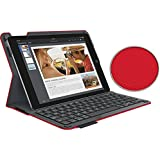 Logtech TYPE+ Case with integrated Bluetooth keyboard for iPad Air 2