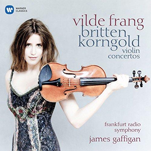 Korngold & Britten: Violin Con...