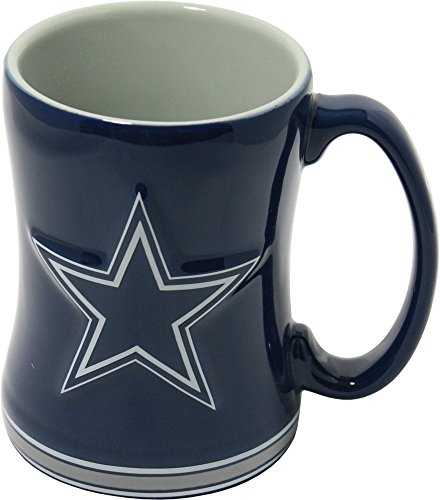 NFL Dallas Cowboys Box Relief modellierte Tasse