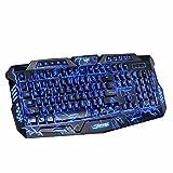 TRUCASE(TM) M 200, Usb ,Wired ,illuminated Gaming Keyboard, 104 keys, 3 Led colours
