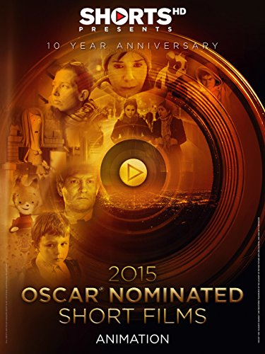 2015 Oscar Nominated Short Films Animation Cover