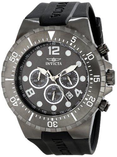 Invicta Specialty Reloj de Hombre Cuarzo analógico Correa de Poliuretano 16750