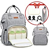Best Baby Diaper Bags - LOORY Baby Diaper Backpack with USB Charging Port Review