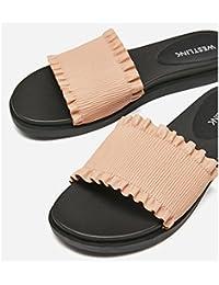 c28f51190ec Amazon.co.uk  Slippers - Women s Shoes  Shoes   Bags