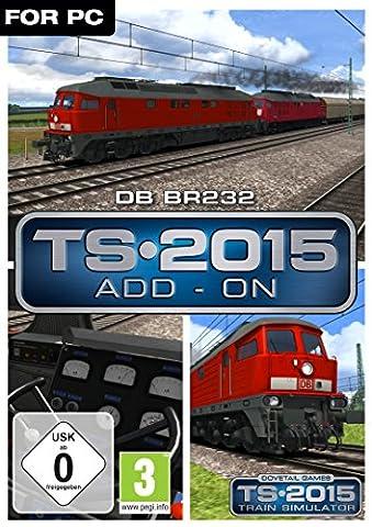 Train Simulator 2015 - DB BR232 [PC Code -