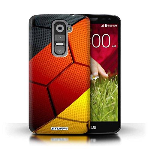 Kobalt® Imprimé Etui / Coque pour LG G2 Mini/D620 / Angleterre conception / Série Nations de Football Allemagne