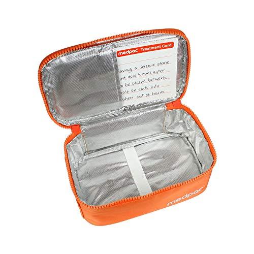 Große Isolierte medpac (Asthma Medizin Tasche)