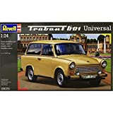 Revell Trabant 601 Universal Model Kit, 1:24 Scale, 14.9 cm