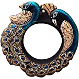 Handicraft Village Decorative Handicraft Wall Mirror For Home Decore, Gift Purpose (HV1771_Mullti-Colour)