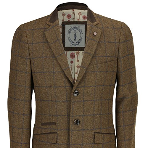 Cavani - Manteau - Trench - Homme Marron