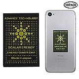 MOGOI EMF Protezione Anti-radiazione Adesivo, neutralizzatore di Radiazioni per cellulari, Computer Portatili e Tutti i dispositivi elettronici, 10 Pezzi #1