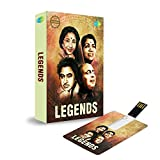 #8: Music Card: Legend (320 Kbps MP3 Audio) (4 GB)