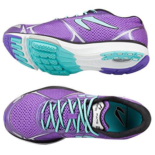 Newton Running Women's Fate Ii Shoe, Chaussures de Entrainement Femme Violet (Purple/blue)