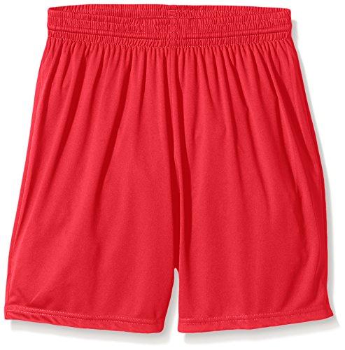 JAKO Herren Short Shorts Sporthose Valencia, Rot, Gr. 10 (Herstellergröße: 3XL)