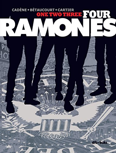 One Two Three Four Ramones (_Vela Gráfica)