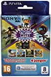 Sony - Memory Card 8 GB Hits Mega Pack (PlayStation Vita)