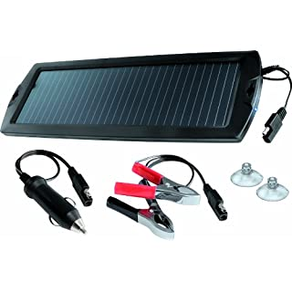 GYS Solar Power Charger Trickle Charger to Top-Up Automotive Batteries