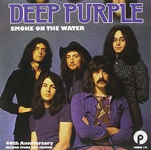 Smoke on the Water [Purple ed] [Vinyl Maxi-Single]