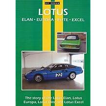 Lotus Elan, Europa, Elite, Eclat, Excel by Colin Pitt (2009-02-12)
