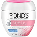 POND'S Clarant B3 Dark Spot Correcting Cream Normal to Dry Skin 7 Ounce (Pack of 2)