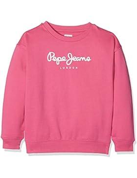 Pepe Jeans London Rose Jr, Sudadera para Niñas