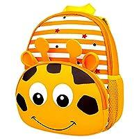 YUHUAWYH Kids Backpacks Girls Toddler School Bags Boys 3D Animal 1-5 Years
