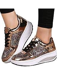 Alaso - Zapatillas de Boxeo Mujer