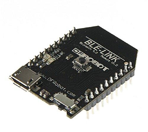 Ble Link-Un modulo per Arduino/Bluetooth 4.0BLE è un modulo di comunicazione sulla base Bluetooth 4.0si utilizza la XBee modello che è compatto e scudi è compatibile con tutti i con Xbee Socket