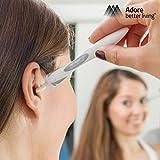 Ohrenpflege Spirale Ohrreinigungsgerät Ohren Ohr Reiniger Ohrreiniger Ohrenreiniger Ohrenschmalz Entferner